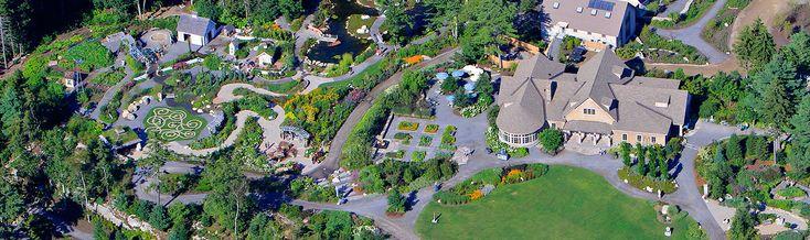 Coastal Maine Botanical Garden - Boothbay, ME