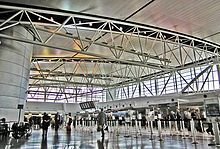 Continental Airlines - Wikipedia, the free encyclopedia  Houston Airport Continental Terminal