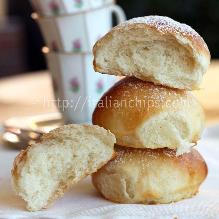 Panini Soffici…Senza Latte Nè Burro