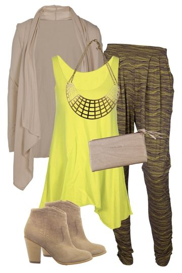 Zimbabwe Zest Outfit includes Metalicus, Bonbons, and LouenHide at Birdsnest Women's Clothing