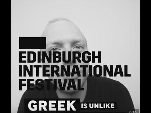 Greek is not like any other opera   2017 International Festival