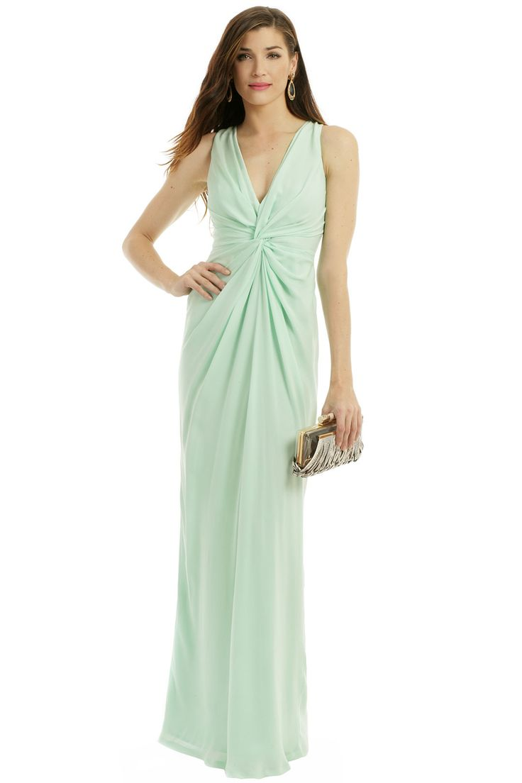 New Minty Fresh Gown
