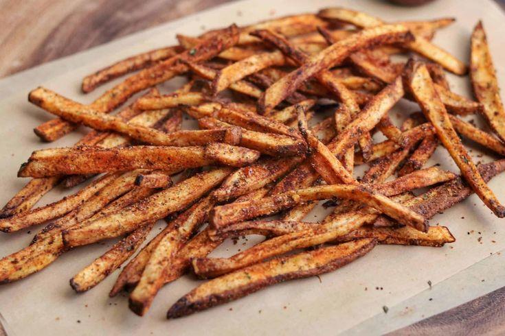 Copycat five guys cajun fries recipe air fryer or oven