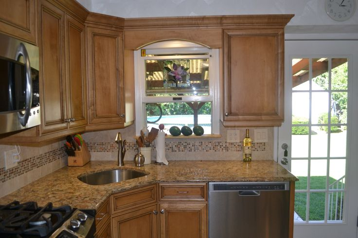 17 best images about kitchen remodel on pinterest oak for Buckingham kitchen cabinets