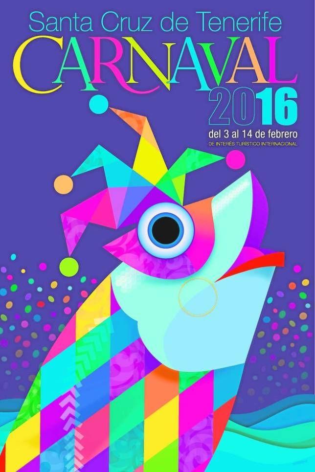 Grupo Mascarada Carnaval: Un homenaje a los carteles de Carnaval de los 80