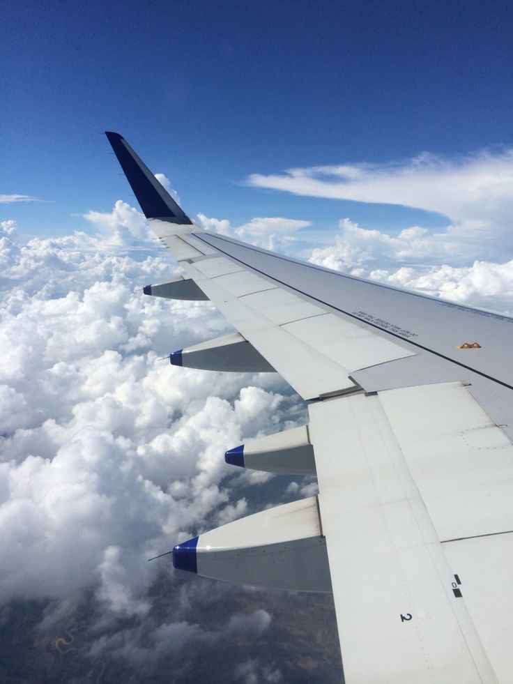 Indigo Airlines en route to Bombay