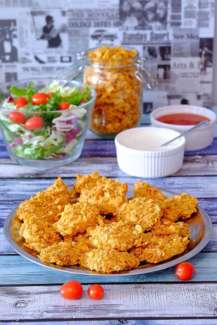 Kurczak Crunchy