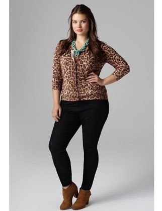 Lucky Brand Jeans' Plus-Size Debut : Lucky Magazine!!!!!!!!!!!!!