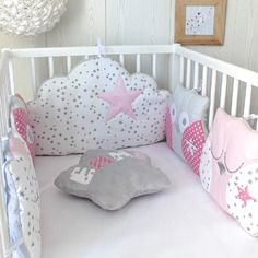 17 best ideas about tour de lit on pinterest bebe bebe cloud pillow and felt mobile. Black Bedroom Furniture Sets. Home Design Ideas