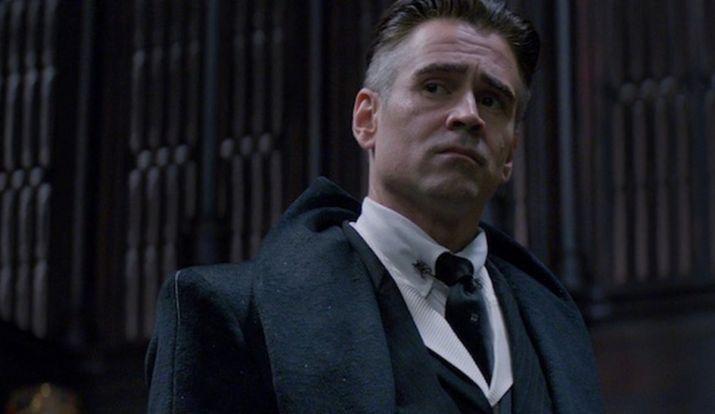 Batman Script Is Beautiful Dark And Moving Colin Farrell Colin Farrell Phantastische Tierwesen