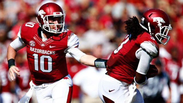 arkansas razorbacks football | The Latest Arkansas Razorbacks NCAA Football News | SportSpyder