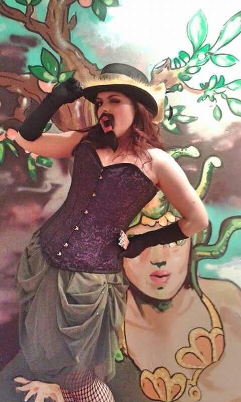 Tribalona Wild Cherries The Circus Women Mira'm  2015