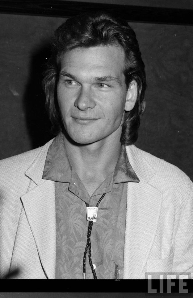 SWAYZE   50 Sure Signs That Texas Is ActuallyUtopia. Patrick was so beautiful. RIP, sweet prince.  :'(