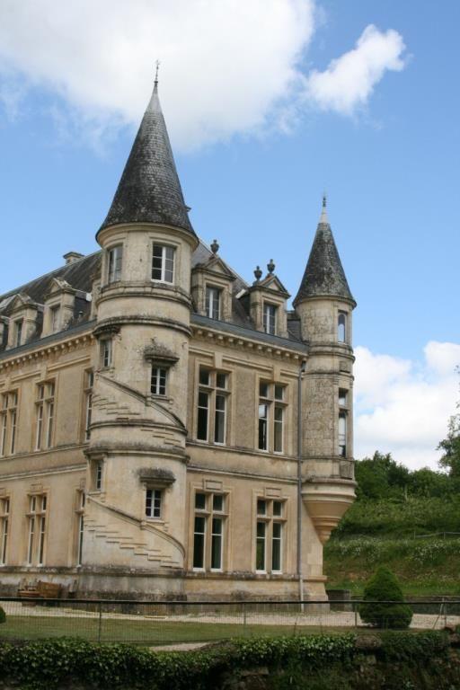 Chateau FONTENAY LE COMTE, France
