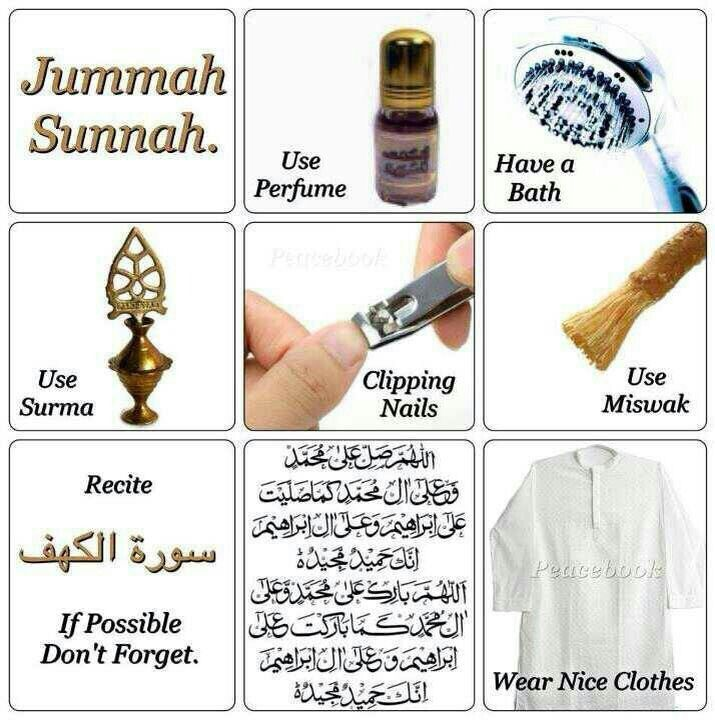 Jumma Sunnah