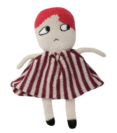 Lucky Boy Sunday Kiki Doll    Meet Kiki! Handmade from soft, snuggly alpaca wool and machine washable, on a delicate cycle. Lovely to cuddle, or just to decorate baby's nursery. available at www.childrensdept.com.auLuckyboysunday Kiki, Lucky Boys, Boys Sunday, Toys, Baby, Kids, Knits Dolls, Products, Kiki Dolls