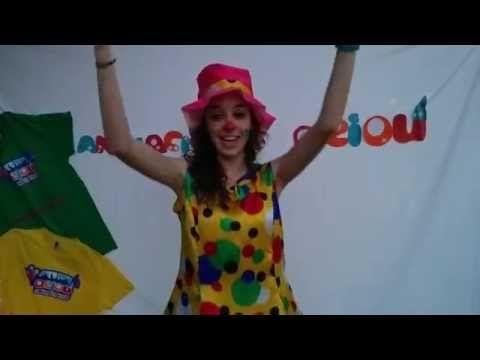Bailes infantiles con coreografía para niños: Yo tengo una casita - YouTube