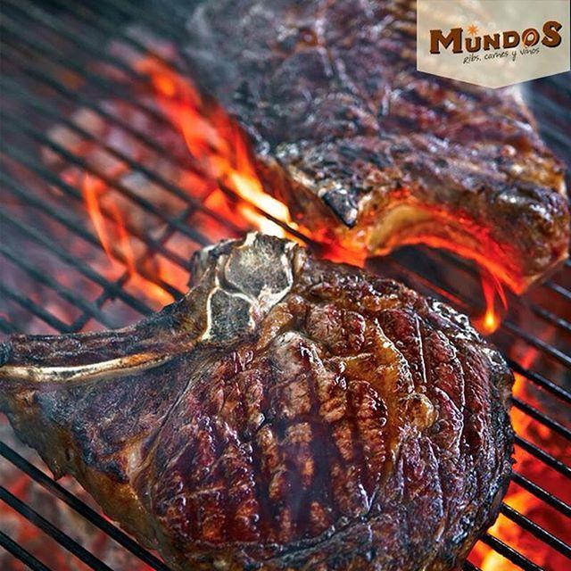 Saborea la vida y aprovecha sus placeres, pregunta por nuestra carne madurada bajo el proceso #DryEdge, su sabor y suavidad ¡Te encantarán! Visítanos en Llanogrande o reserva en el tel. 5371835 o www.mundos.com.co