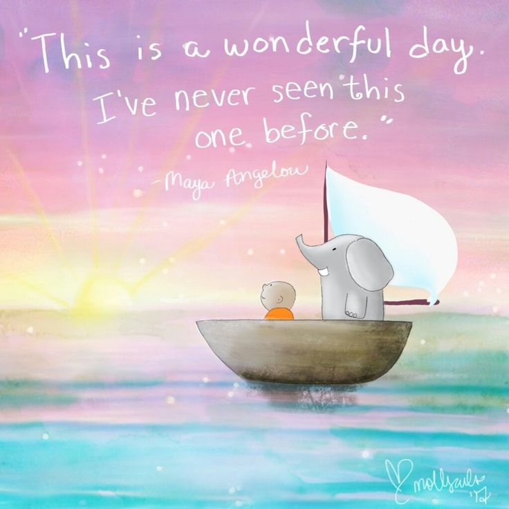 A new day ♡