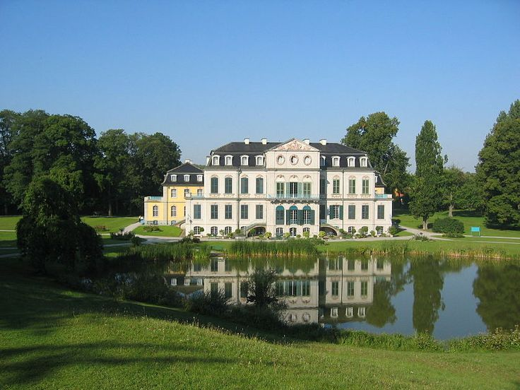 Schloss Wilhelmsthal, Calden