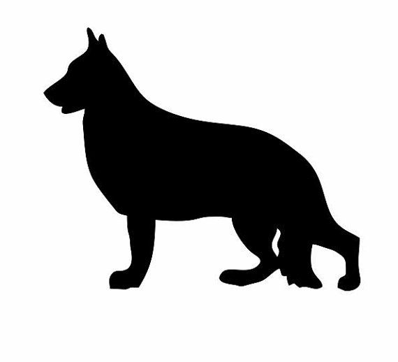 Check out this item in my Etsy shop https://www.etsy.com/listing/244158195/german-shepherd-silhouette-decal-german