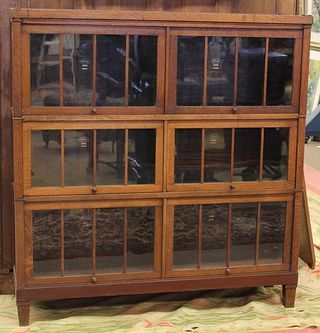 barrister bookcase.