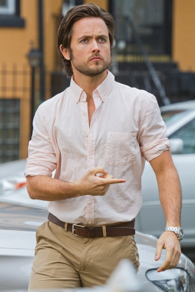 Shameless...Justin Chatwin