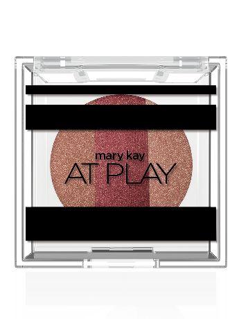Mary Kay At Play™ Baked Eye Trio | Glowing Rose