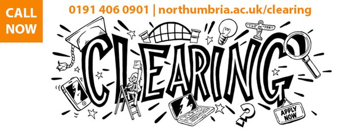 Its #alevelresults day! Call our Clearing hotline on 0191 40 60 901 if you haven't got your place at #NorthumbriaUniversity yet!