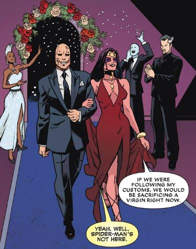 Deadpool V4 #27 - The Wedding of Deadpool