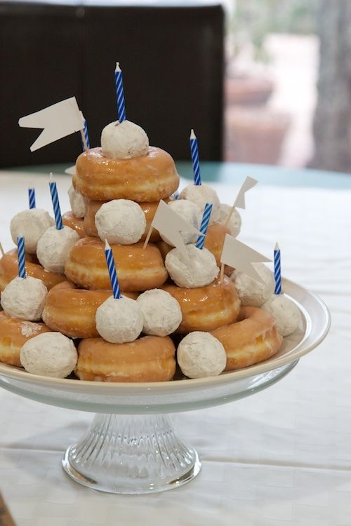19 Best Emma 6th Birthday Images On Pinterest Donut Birthday Cakes