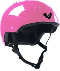 Viking Adjustable Size Bike & Skateboard Helmet (Pink) (One Size Fits All Adjustable) by BeWild. $24.99. Viking Helmet There are other options. Viking brand skateboarding helmets work just as well as other brands, are certified with the CPSC, and are a little cheaper than the competition. This also come in black - but you'll likely cover your helmet in stickers anyway!  The Viking skateboarding helmet is One Size Fits All, which should work for most people. For a good quali...