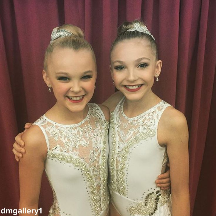 Jojo Siwa BTS of Dance Moms [FOLLOW: @dmgallery1]