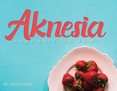 """Check out new work on my @Behance portfolio: """"Acknesia Font"""" http://be.net/gallery/62106763/Acknesia-Font"""