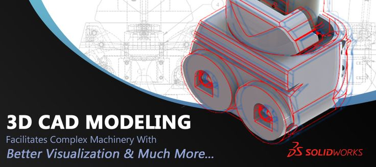 3D CAD Modeling Facilitates Complex Machinery with Better Visualization and Much More