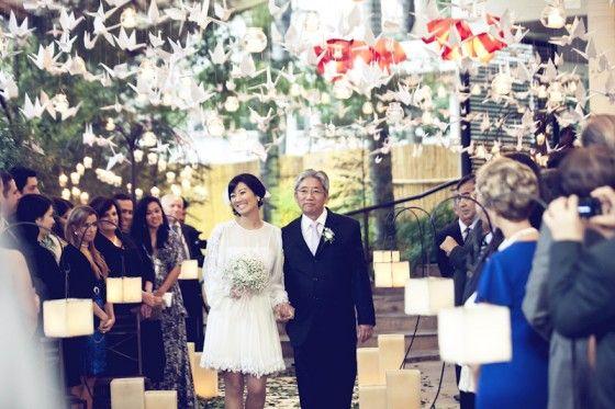 Tsurus voando  Se eu casar, juro que vou querer algo assim *---------*