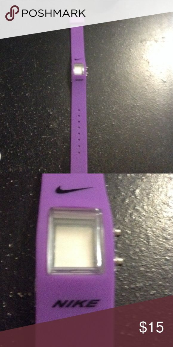 Nike watch No baterry great for running Nike Accessories Watches