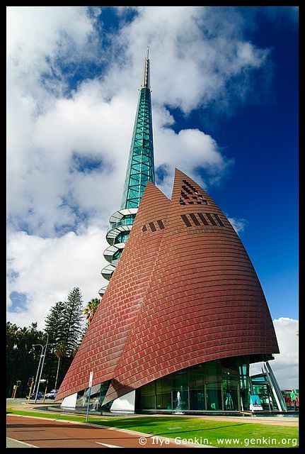 The Swan Bell Tower, Perth, WA, #Australia