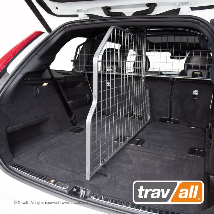 Divider for Volvo XC90 2015 onwards #dogguardsrus