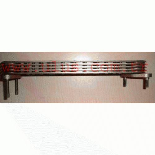 600-651-1520 Element Komatsu motor yağ soğutucu radyatörü