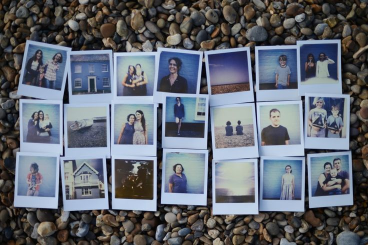 Polaroid photo examples / style ideas