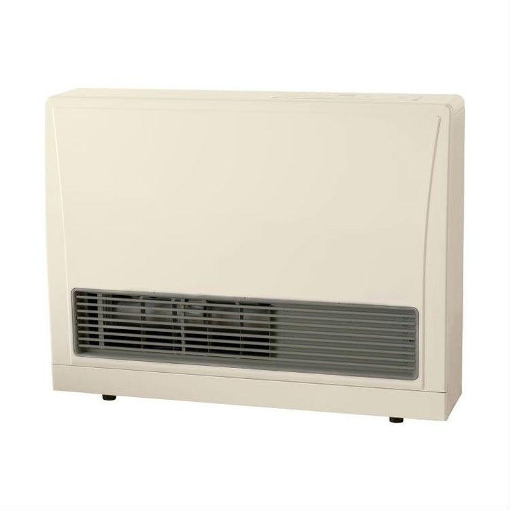 Rinnai C Series Direct Vent 21 500 Btu Wall Insert Propane Fan Heater Ex22cp Rinnai Ex22cp Spaceheaters