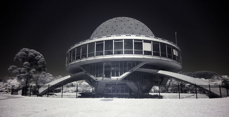 Clássicos da Arquitetura: Planetário Galileo Galilei / Enrique Jan