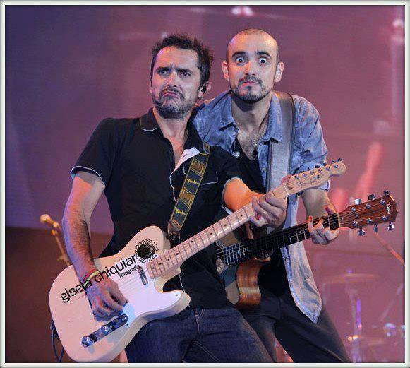 Ariel y Abel Pintos
