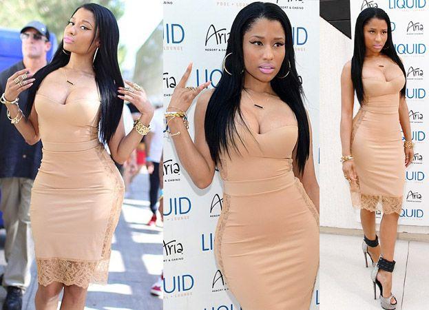 """Nicki Minaj: """"Mam CIAŁO IDEALNE!"""" (ZDJĘCIA)"""