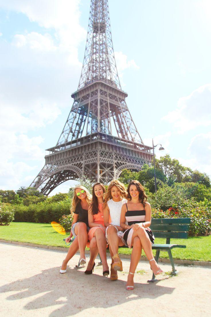 Travelshoot Paris