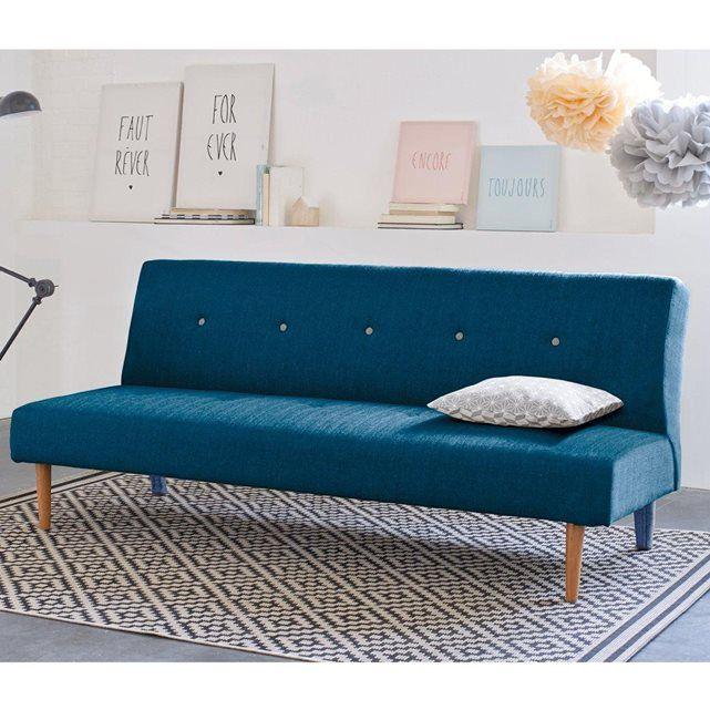banquette lit 3 positions hermil la redoute interieurs. Black Bedroom Furniture Sets. Home Design Ideas