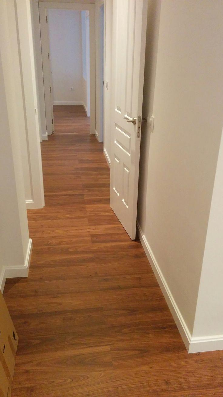 10 best zocalos o rodapies images on pinterest flooring - Precio rodapie blanco ...