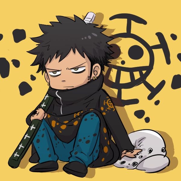 1457 best Heart Pirates - Law - One Piece images on ...