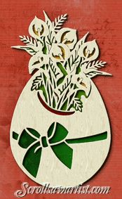 Scroll Saw Patterns :: Holidays -